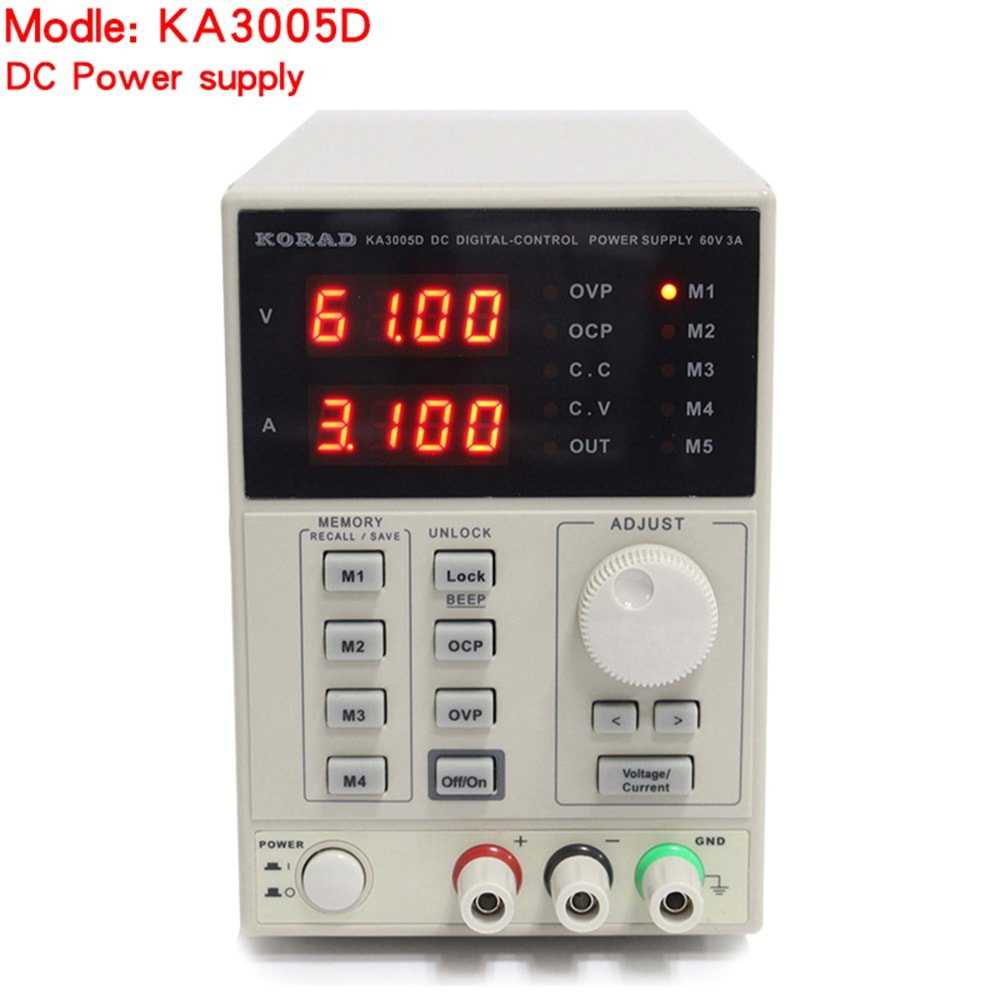 POWER SUPPLY KORAD KA-3005D